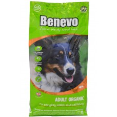 Benevo Adult Organic Dog Food 2kg